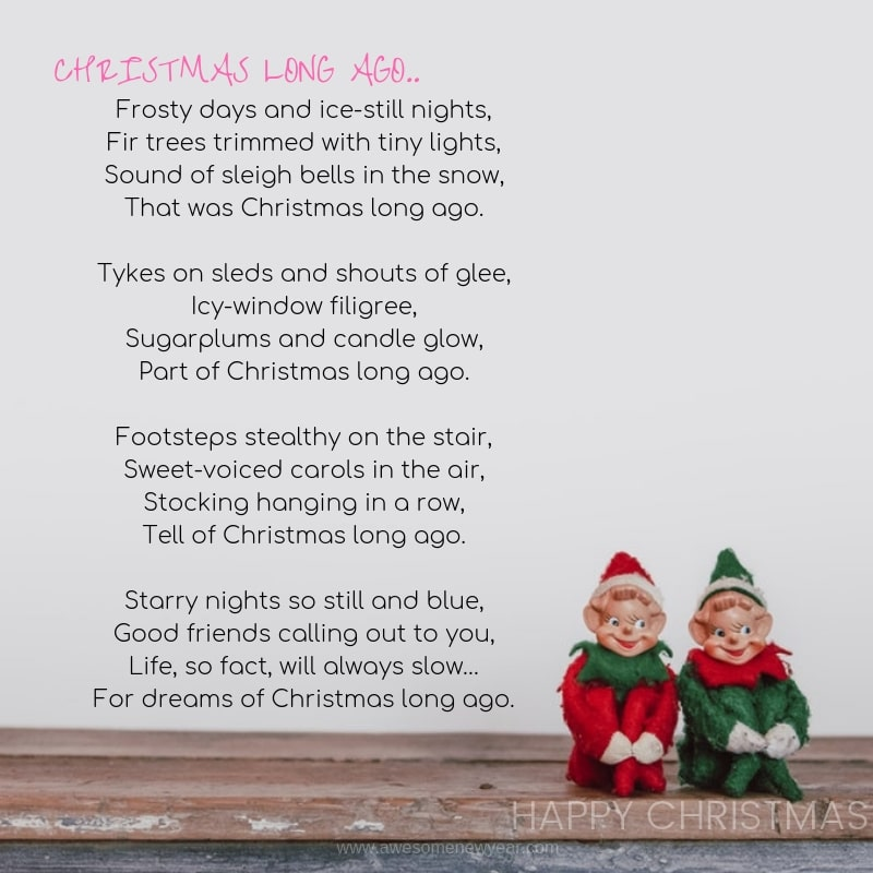 Merry Christmas Poems | Poems and Rhymes for Kids