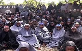 Abducted Chibok schoolgirls