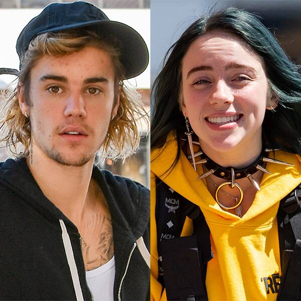 Bad guy , Billie Eilish and Justin Bieber, what a treath