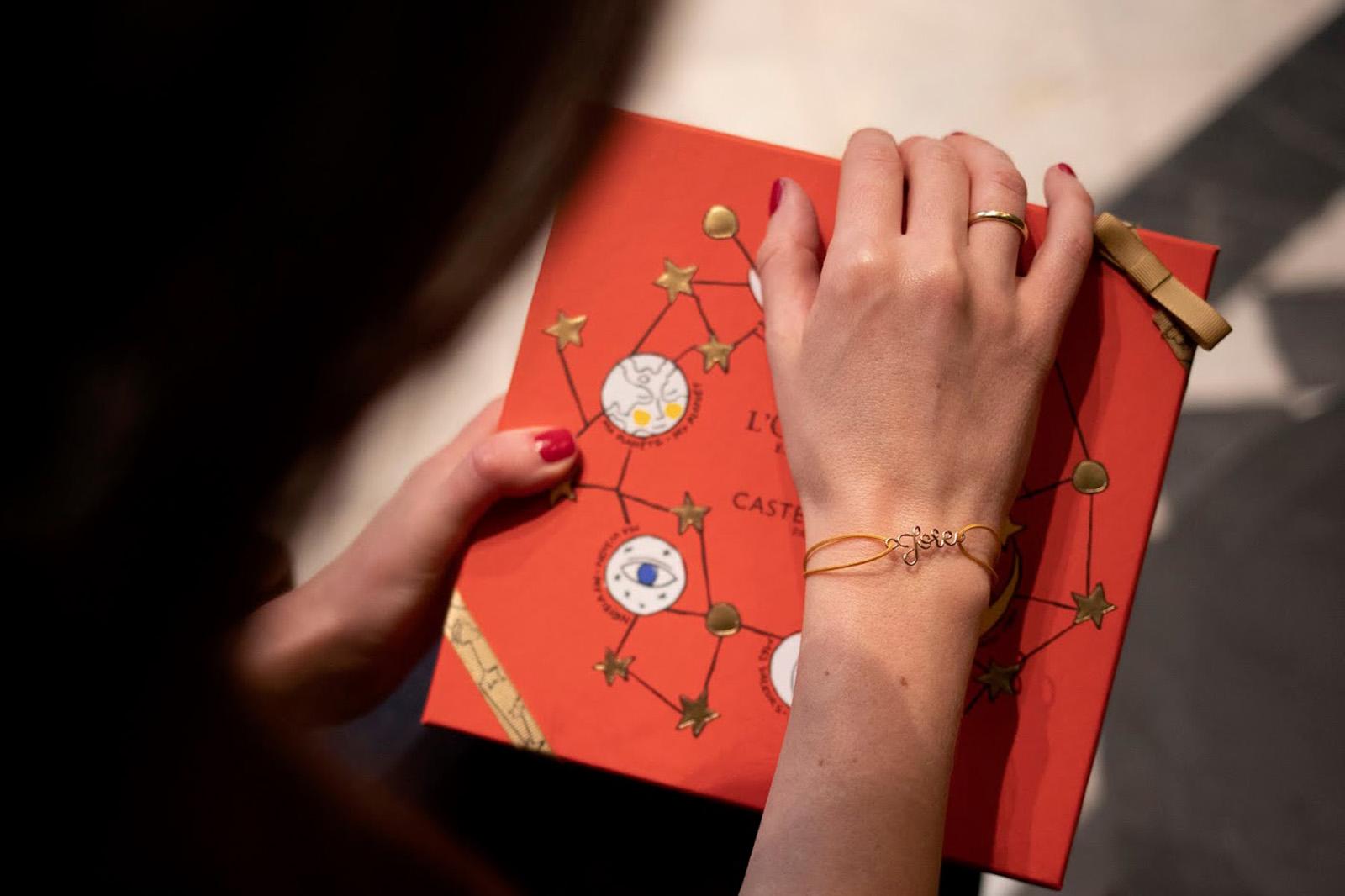 l'occitane paulin bracelet offre noel coffrets castelbajac