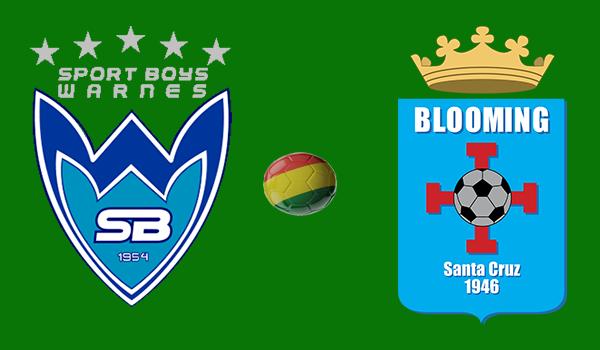 En vivo Sport Boys vs. Blooming - Torneo Apertura 2018