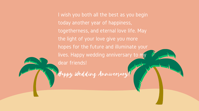 Anniversary messages for friend