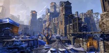 Breathtaking,Locations,Elder,Scrolls,Online,ESO,