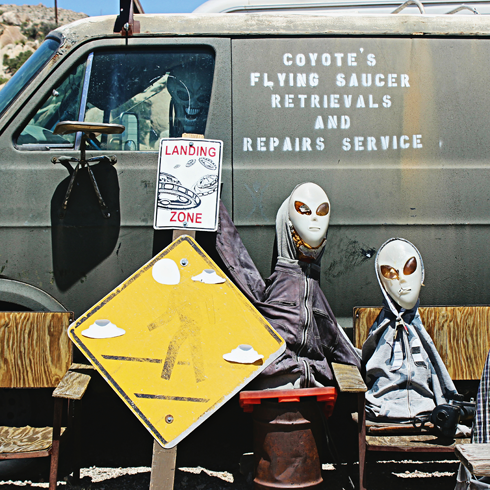coyotes flying saucer retrievals repairs california