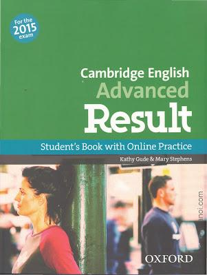 Cambridge English Advanced Result cd audio
