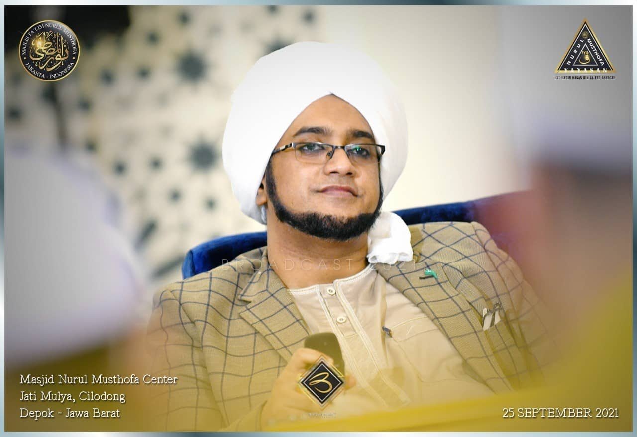 Galeri Masjid Nurul Musthofa Center 250921