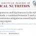 A suplementação combinada de vitamina D e cálcio atenua o aumento do risco de fratura de quadril entre veganos.