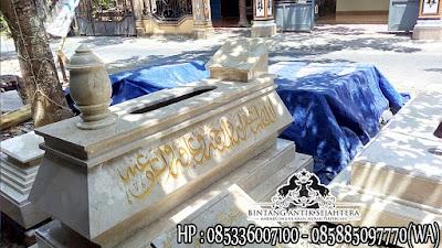 Makam Keramik Marmer, Kijing Marmer Tulungagung, Model Kijing Marmer