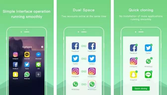 Aplikasi clone terbaik Android-2