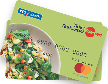 Ticket Restaurant® Meal Card