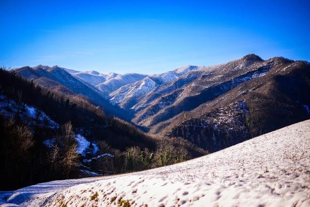 Marradi, Biforco trekking, Dom z Kamienia blog