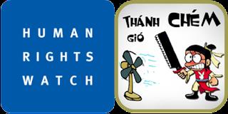 HUMAN RIGHTS WATCH BỐC PHÉT THÀNH THẦN