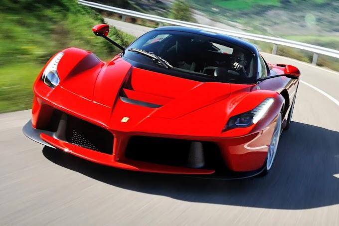 Ferrari LaFerrari Review by Bikaarbanda