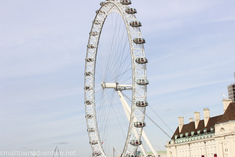 London Eye, London Tipps, London Reisebericht, Things to do in London