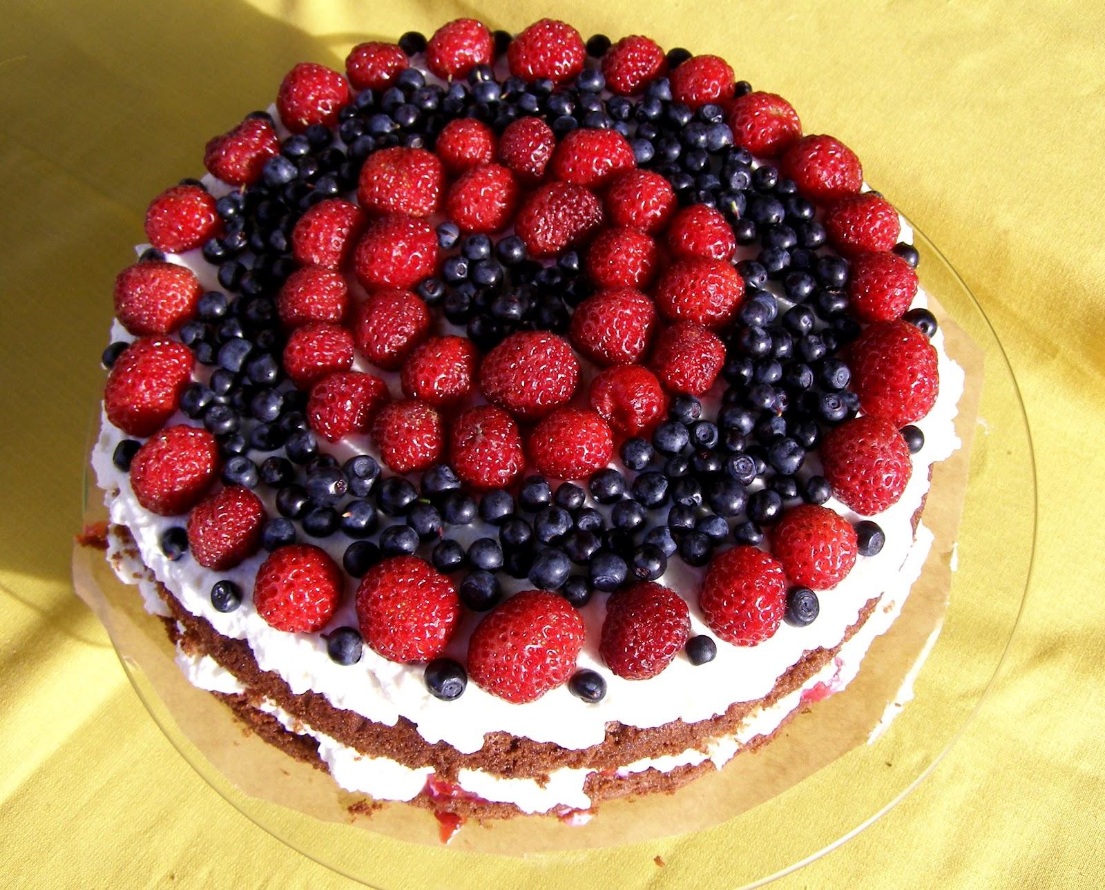 zdravý dort k narozeninám the SILVER SPOON GIRL: Narozeniny zdravý dort k narozeninám