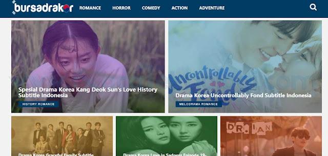 Daftar Situs Download Drama Korea Subtitle Indonesia Terbaru dan terbaik yang bisa Anda tonton dengan streaming atau dengan mengunduhnya. Anda juga bisa menikmati di Android, PC, Laptop, Komputer dan tentunya gratis.