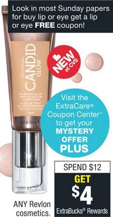 free revlon at cvs money maker