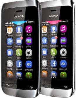 Download Firmware Nokia Asha 309 RM-843 Version 08.22 Bi