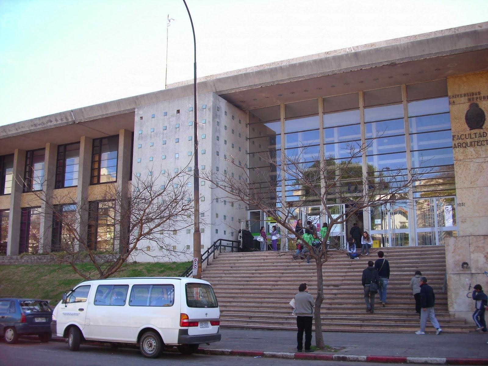 Estudi arte el arte en la historia rom n fresnedo siri for Facultad de arquitectura una