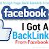 Cara Mendapatkan Backlink Dari Facebook