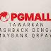 PGMALL DAN MAYBANK QRPAY TAWARKAN 20% CASHBACK