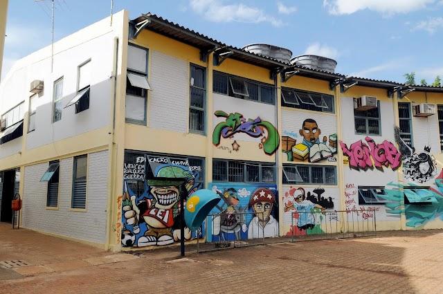 Vem aí mais um Centro de Juventude! Desta vez é na  cidade do Guará