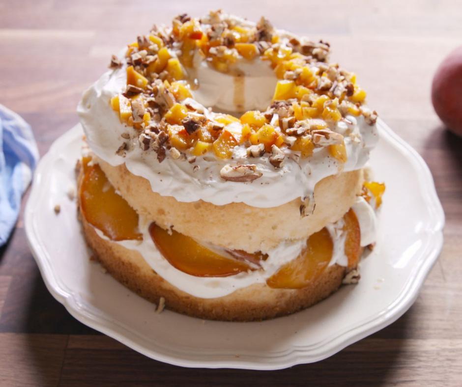 Angel Food Shortcake - food-drink-recipes.com