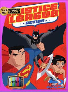 Justice League Action Temporada 1 [1080p] Latino [GoogleDrive] PGD