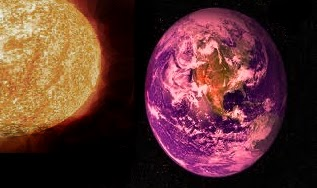 Decrease in Solar Heat or Warmth and Our Earth Facts