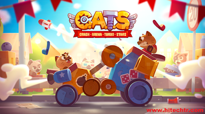 Crash Arena Turbo Stars (CATS)