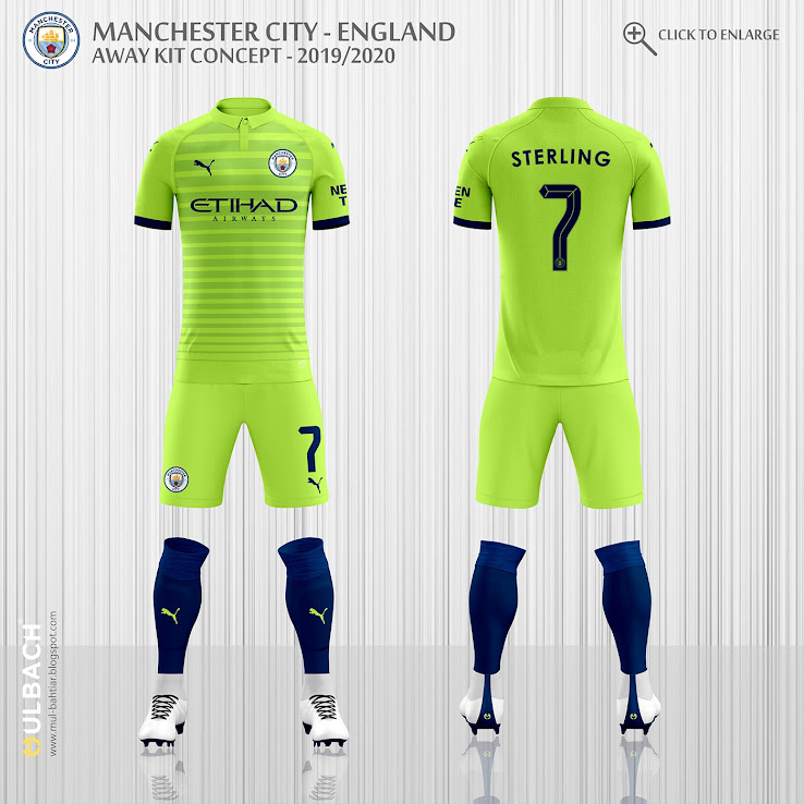 4607d9c0d Fake - This is NOT The Puma Manchester City 19-20 Home Kit - Footy ...
