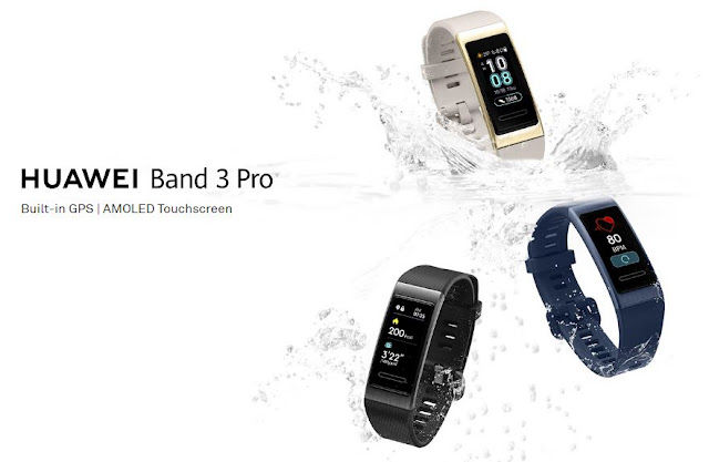 @HuaweiZA Launches #HuaweiWatchGT and #HuaweiBand3Pro #HealthyLiving