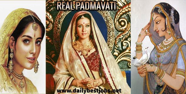 Rani Padmavati, Rani Padmini, Padmaavat, Padmavati Biography Wiki