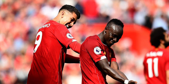 Great performance was immediately rewarded by Sadio Mané's new contract