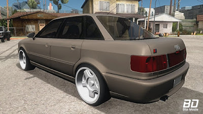 Download mod car Audi 80 for GTA San Andreas , GTA SA Game PC