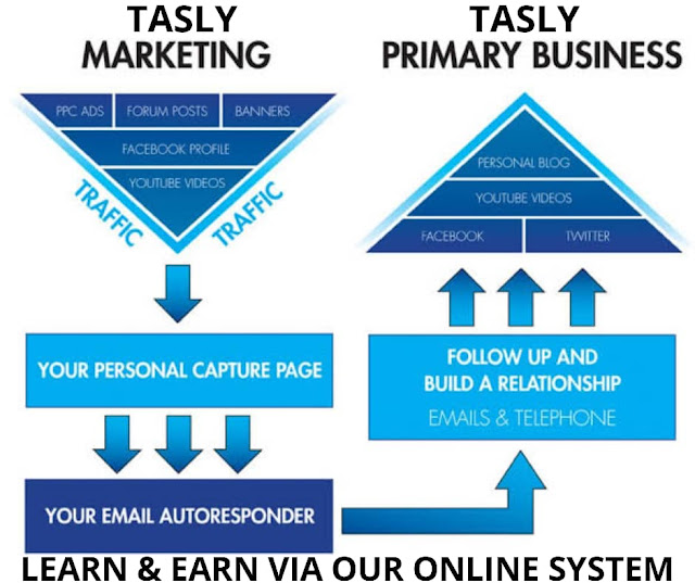 TASLY MARKETING PLAN : KNOW YOUR BUSINESS TODAY