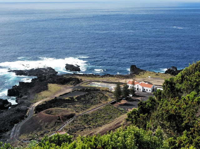 Ponta de Ferraira en Sao Miguel (Açores)