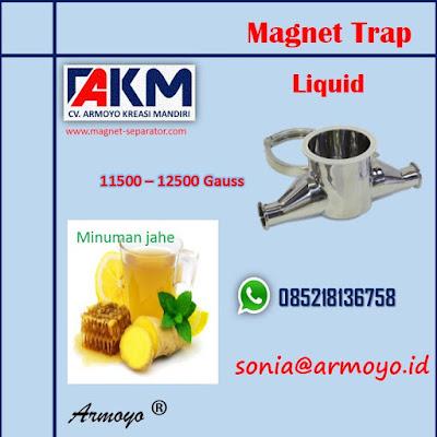 magnet liquid jahe