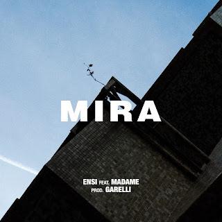 Copertina di Mira, il nuovo singolo di Ensi.