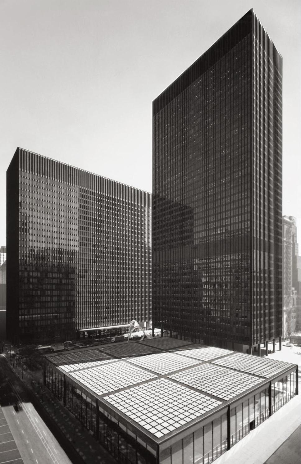 Chicago Federal Complex Chicago Mies van der Rohe