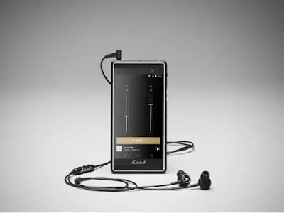 Spesifikasi Handphone Gadget Marshall