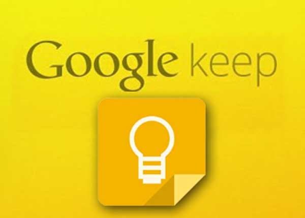 Google Keep يتخطى حاجز المليار مرة تحميل عبر متجر بلاي