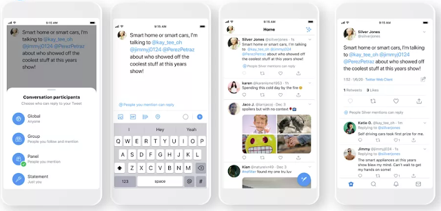 Twitter's New Feature Will Help Users Control Who Can Reply to Their Tweets