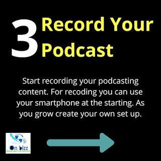 merekam podcast youtube