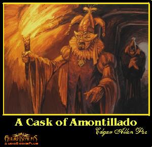The cask of amontillado delaney bill