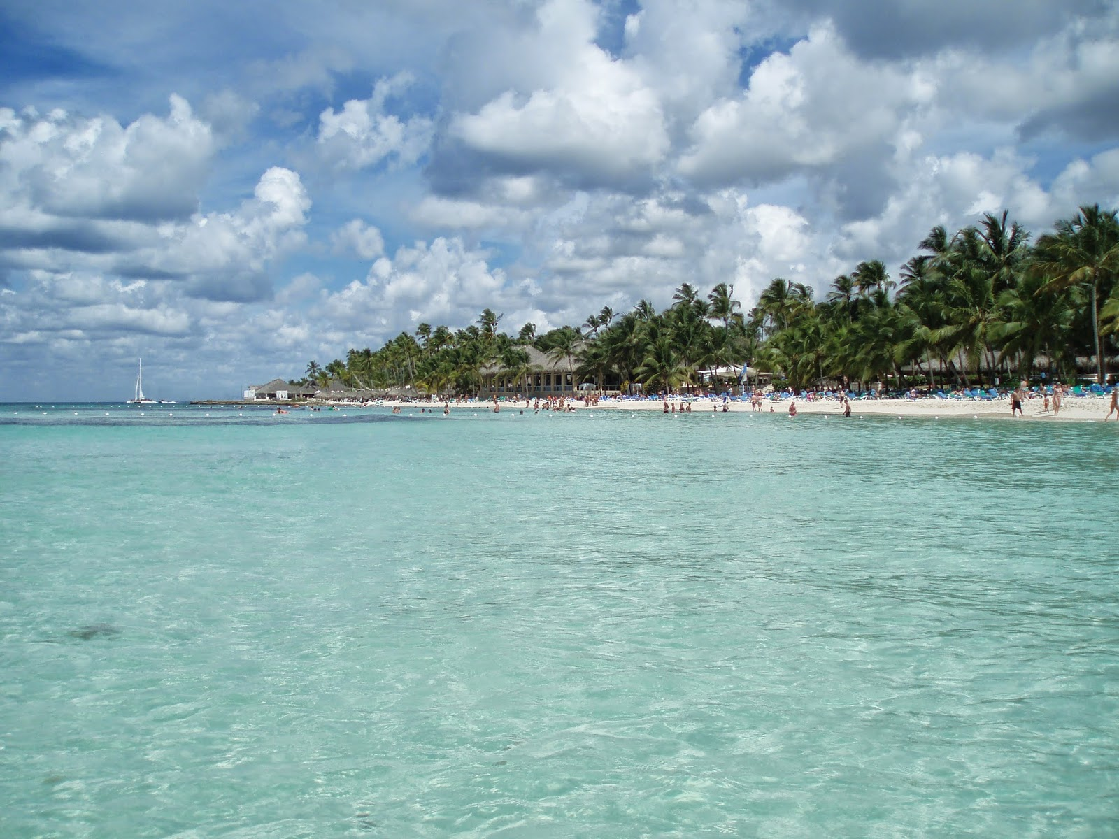 Viva Wyndham Dominicus Palace Amp Beach All Around The