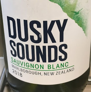 Dusky Sounds Sauvignon Blanc 2018, de Accolade Wines Ltd
