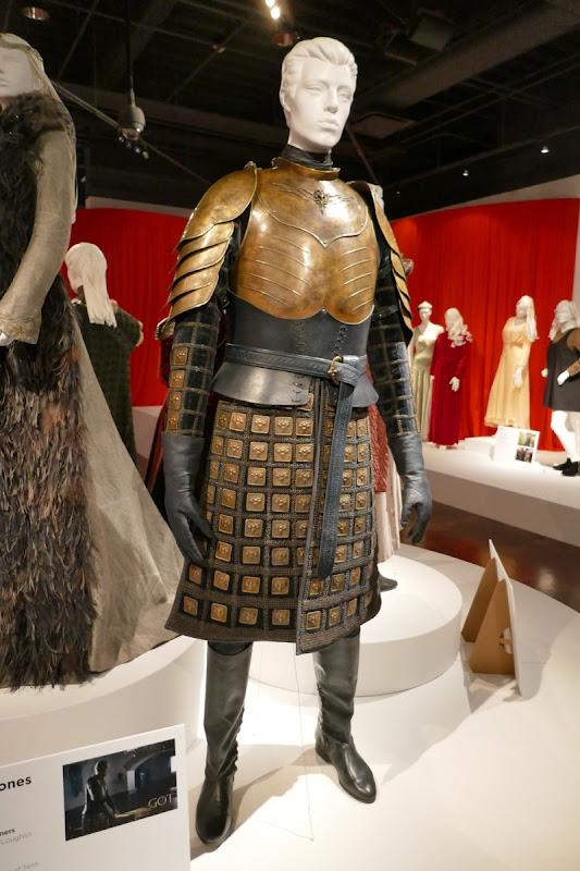 Gwendoline Christie Game of Thrones Brienne final season costume