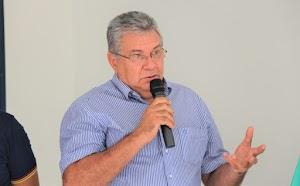 Prefeito Haroldo Ferreira segue planejamento e prepara novo choque de gestão