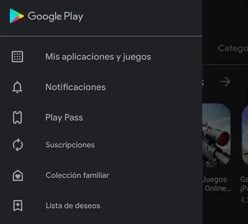 GOOGLE PLAY PASS EN PERÚ